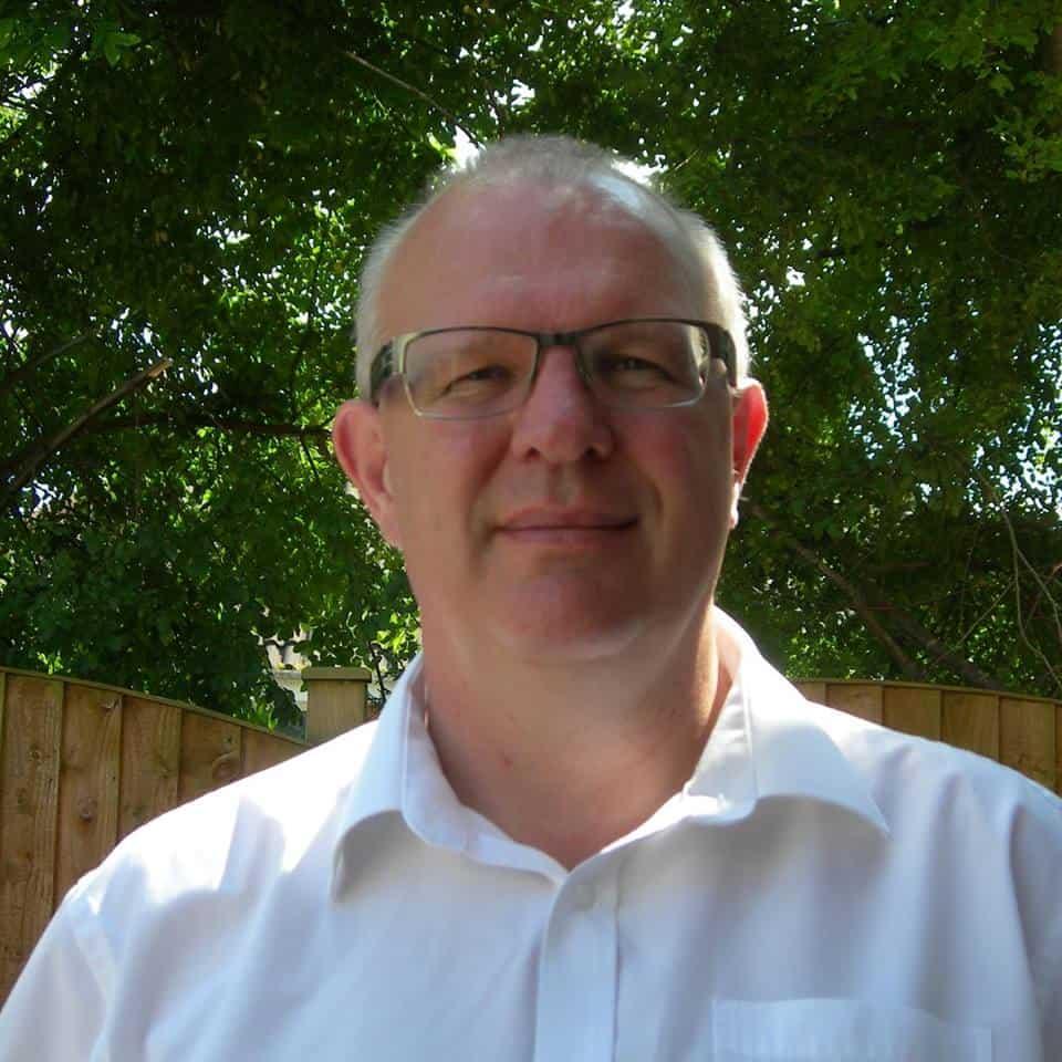 Nigel Thomas