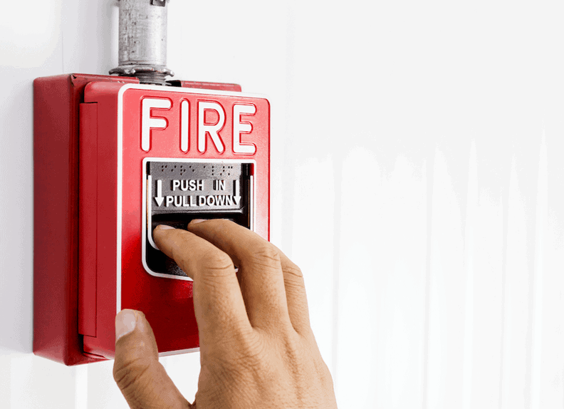 When Was The Last Time You Had A Fire Drill?