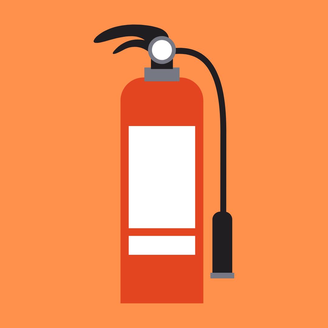 Fire extinguisher wigan