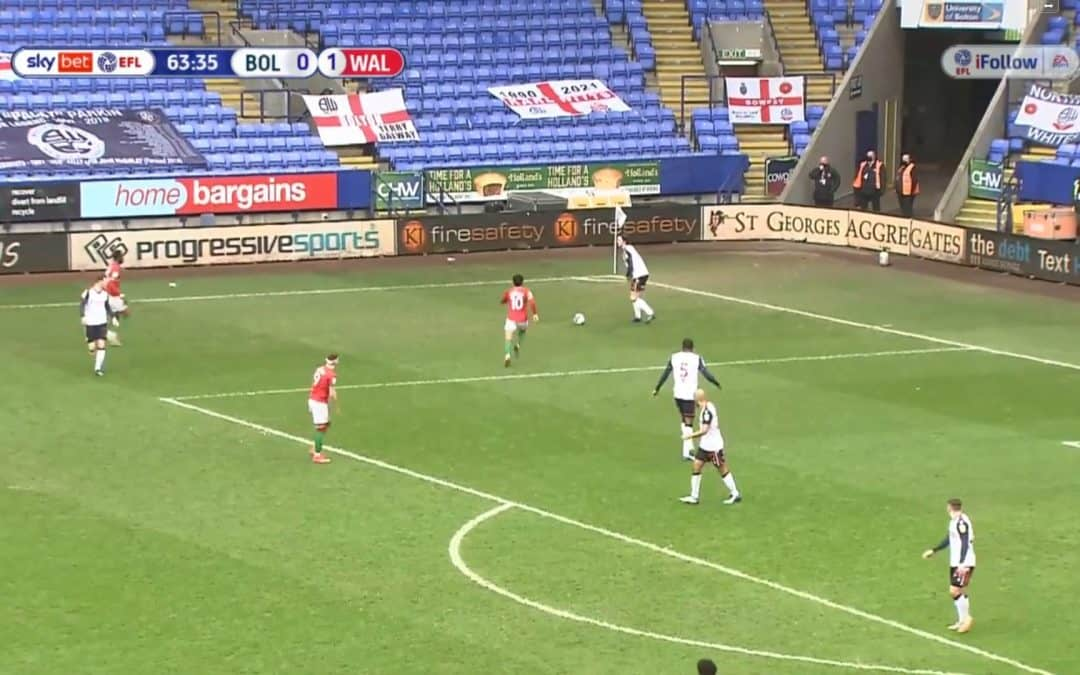 KJ Fire Safety Team Up with Bolton Wanderers Football Club